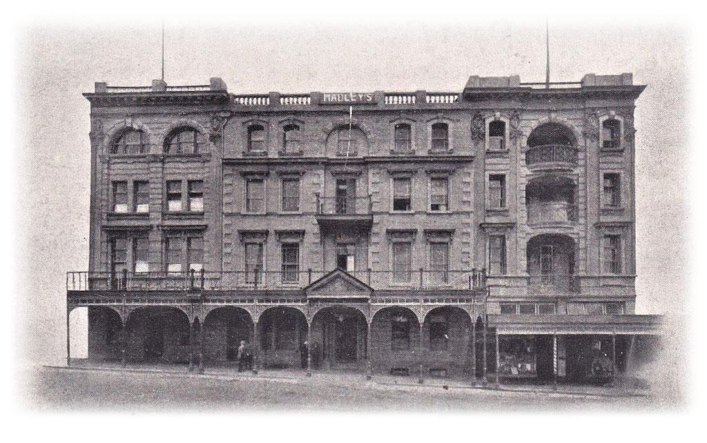 Hadley's Hotel Hobart