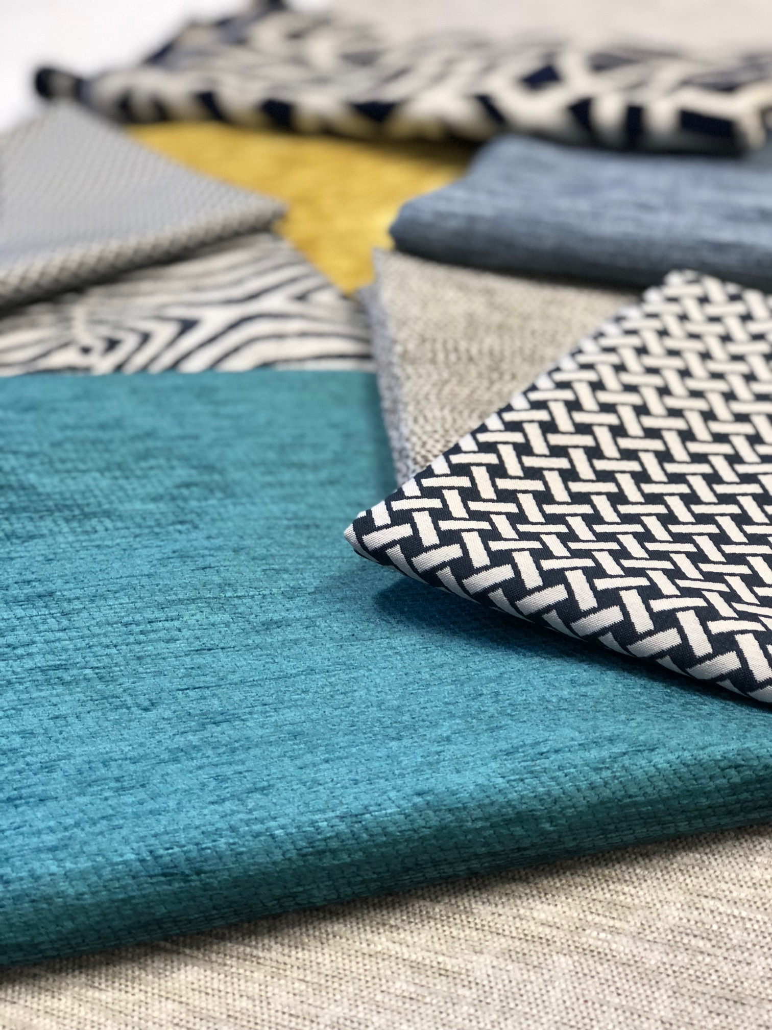 HotelHome Easy Rooms Refresh Fabric Samples