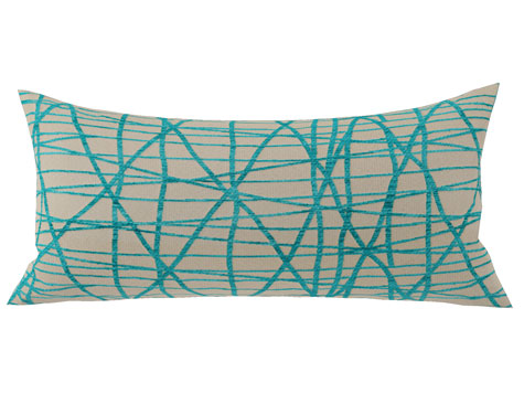 Belair Cushion Fiddlesticks Coast (Face)