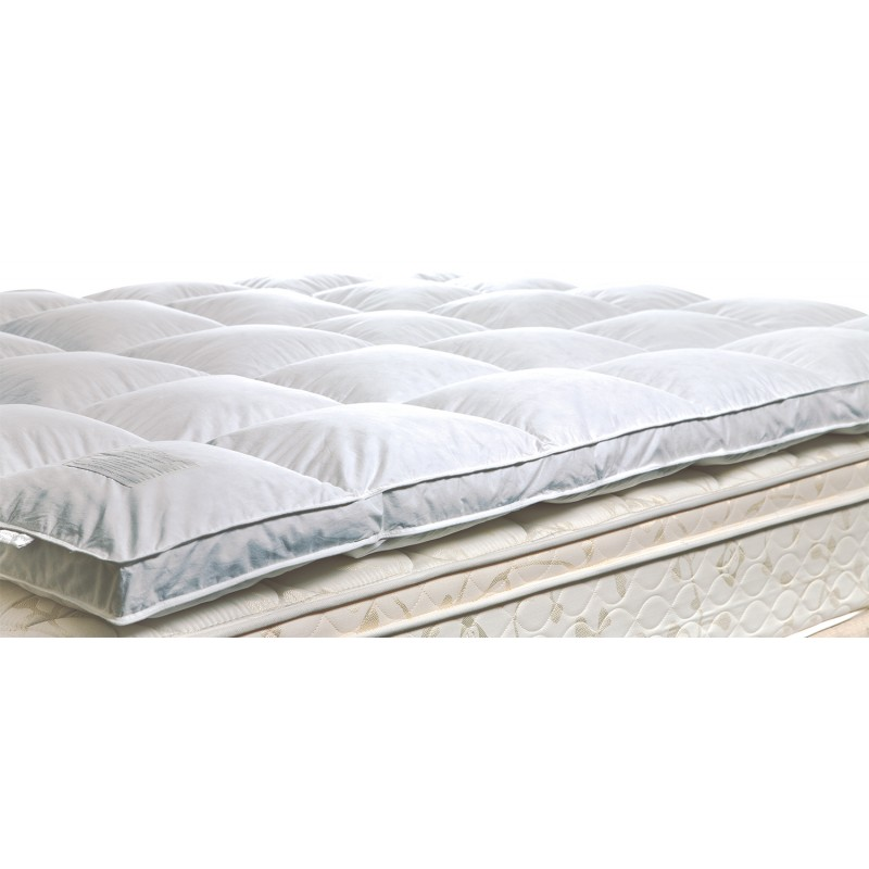 on sale 62600 5e1d7 The Cloud 'Gen II' Feather and Down Mattress Topper ...