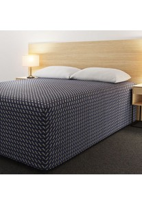 FLAT TOP PRACTICAL FITTED BED COVER