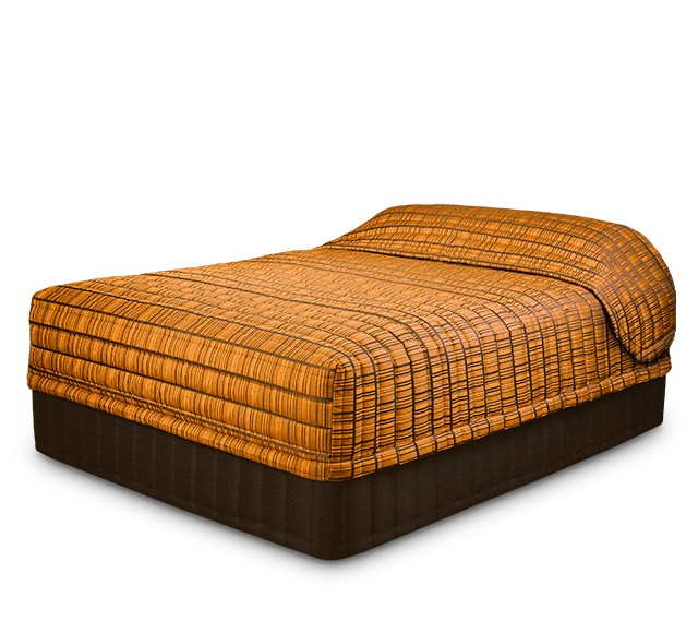 Contempo Cap-Top Bedspread with Vue Jaffa fabric