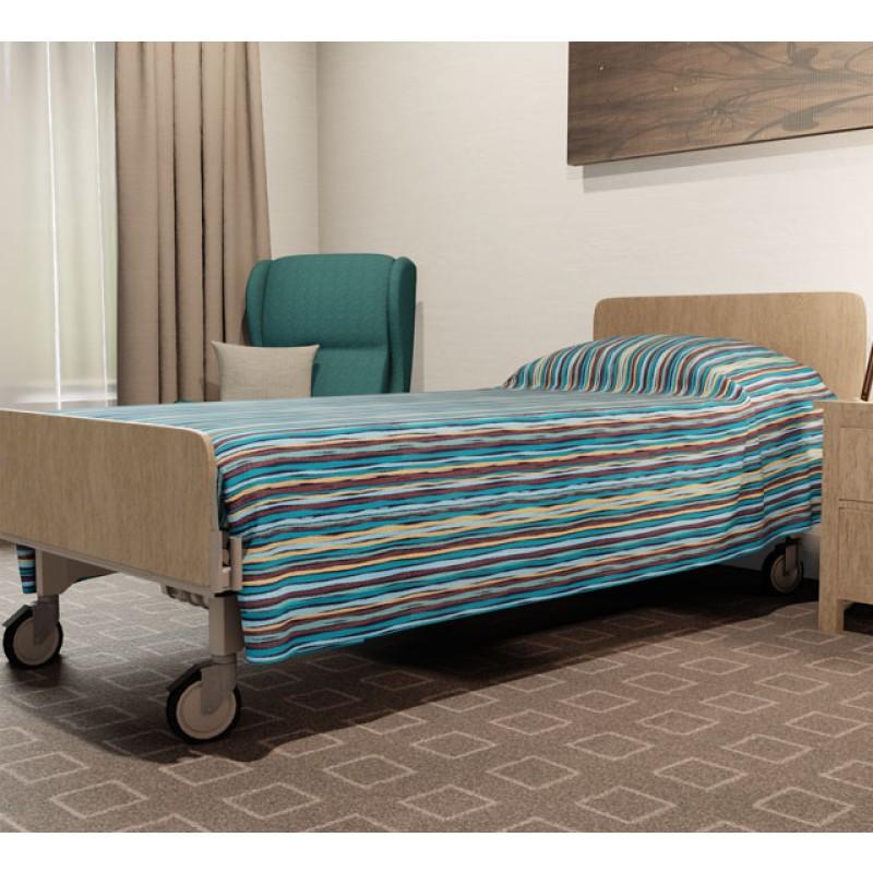 Practical Health Bed Cover | Long Top | Malibu Opal