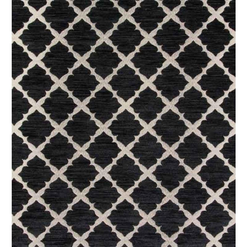 Tangier Black Silver