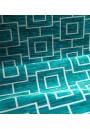 Grid Turquoise
