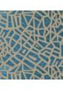 Mosaic Turquoise-Taupe