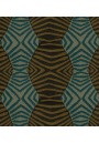 Tribal Gold-Teal