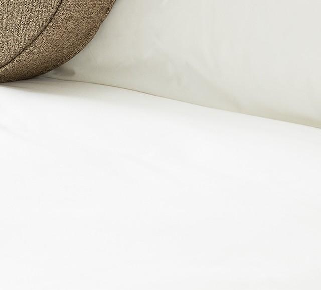 Soho White Flat Sheet