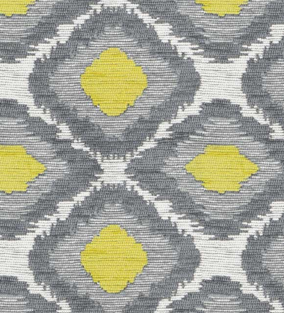 Ikat Citrus Grey