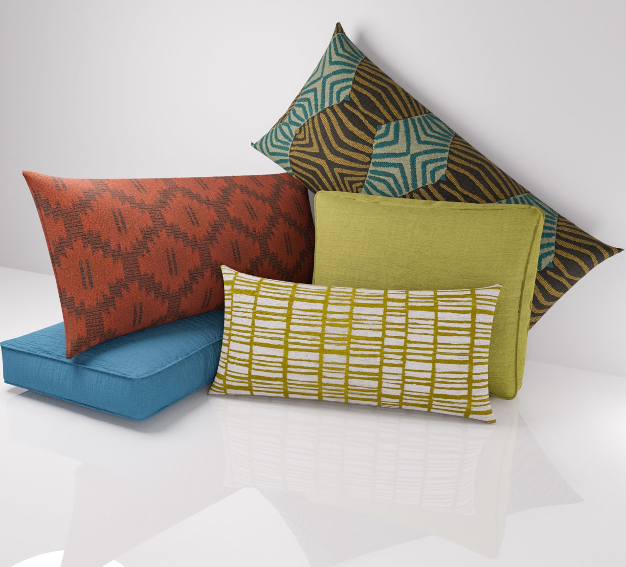 Rectangle Cushions