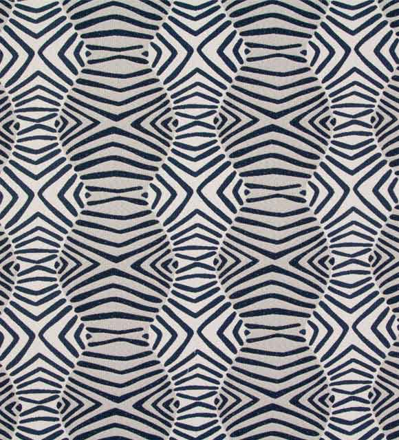 HoteHome Capri Fabric - Tribu Navy