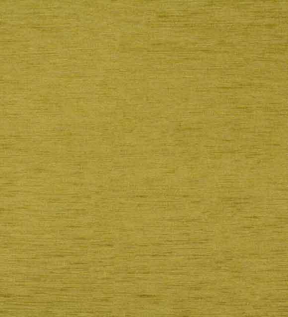 HotelHome Luxury Chenille Fabric - Clipper Mustard
