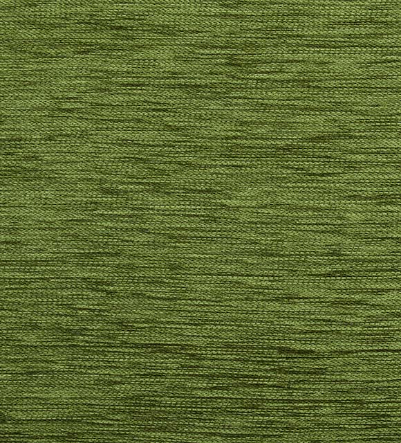 HoteHome Luxury Chenille Fabric - Diva Plain Green