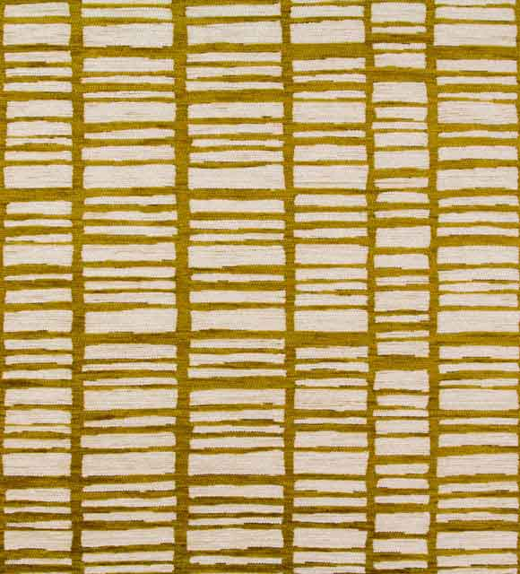 HotelHome Luxury Chenille Fabric - Vue Concept Mustard