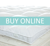 The Cloud Feather and Down Mattress Topper Buy Online
