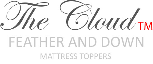 The Cloud Feather and Down Mattress Topper
