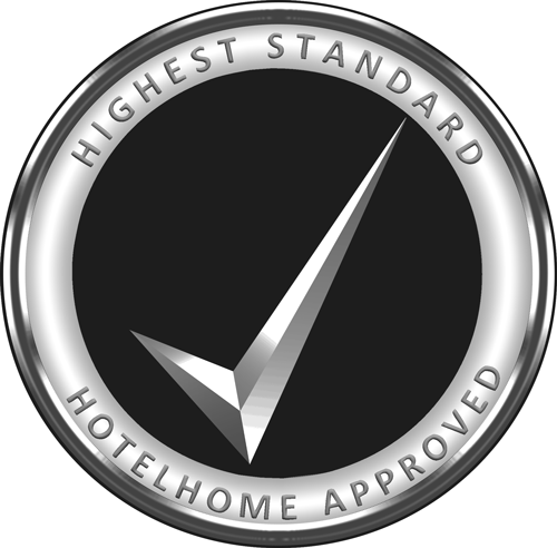 HotelHome High Standards Logo