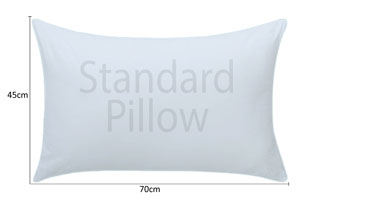 Pillow Size Comparison