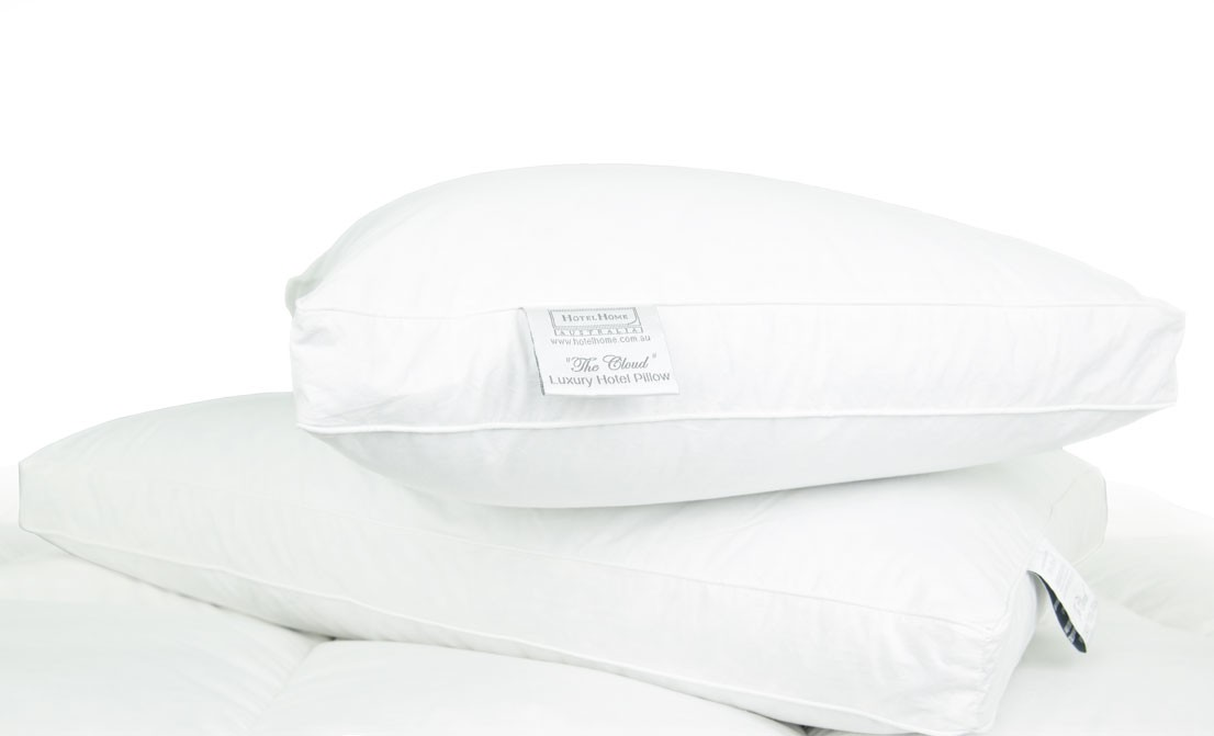Luxury Hotel Pillow by HotelHome