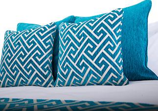 Apollo Turquoise Cushions